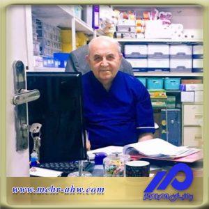 دکتر سیدعلی مرعشی نژاد